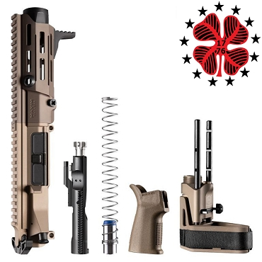 Maxim Defense FDE PDX Complete Upper Kit For AR15