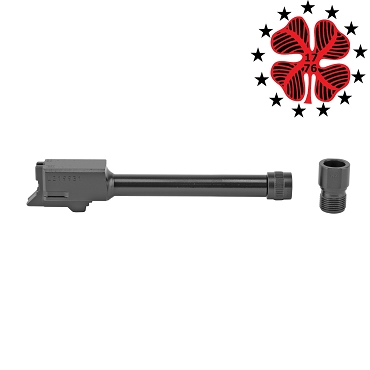 Glock, OEM Glock 44 Threaded Barrel, 22LR